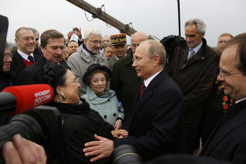 Поздравление Главы Дома Романовых Президенту РФ В. В. Путину в связи с избранием его на новый президентский срок
