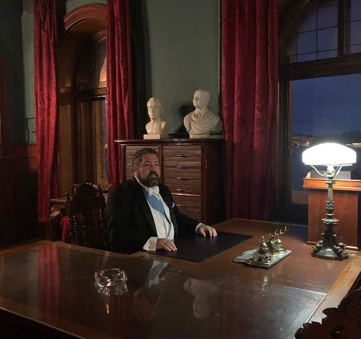 Его Императорское Высочество Государь Наследник Цесаревич и Великий Князь Георгий Михайлович провёл в Санкт-Петербурге благотворительный гала-прием