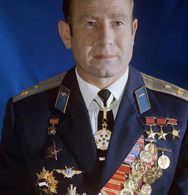 ВЕЧНАЯ ПАМЯТЬ. 2019-10-11 Скончался А.А. Леонов
