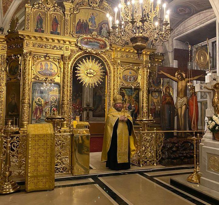2019-12-23 Богослужения в День рождения Главы Дома Романовых