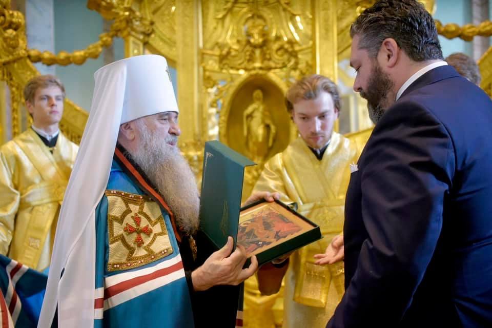 Визит в Санкт-Петербург Е.И.В. Государя Наследника Цесаревича и Великого Князя Георгия Михайловича, 11–13 июля 2020 года.